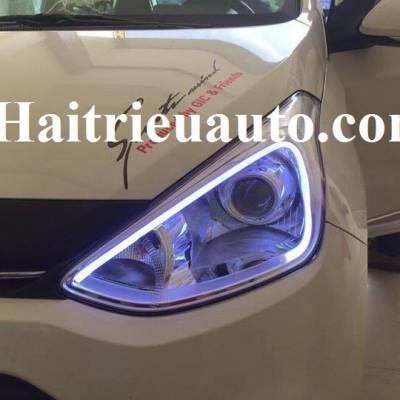 độ đèn led cho xe Hyundai I10