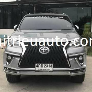 Body kit Fortuner 2017 mẫu JAP
