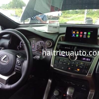 Màn hình android cho xe Lexus NX200