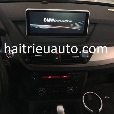 màn hình android theo xe BMW X1