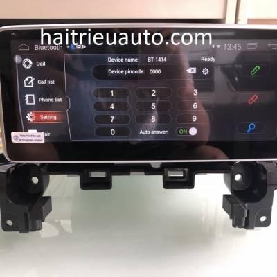 màn hình android theo xe mazda CX5 2018