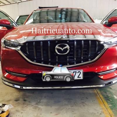 Mặt ca lăng mẫu mercedes xe Mazda Cx5
