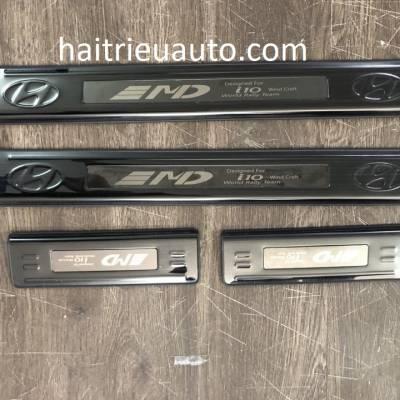nẹp bước chân titan cho xe Hyundai I10