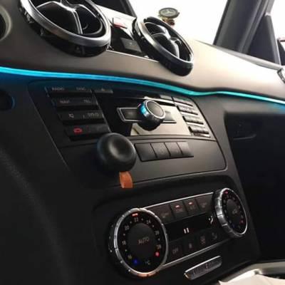 led nội thất xe mercedes GKL