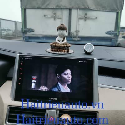 màn hình android Ownice theo xe Xpander