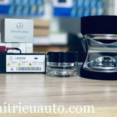 Hệ thống nước hoa Air freshener và Ionisation theo xe Mercedes C Class