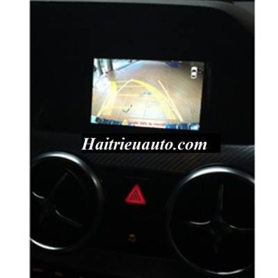 Lắp camera 360 độ cho Mercedes GLK 200