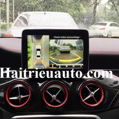 camera 360 cho Mercedes GLA 45 AMG
