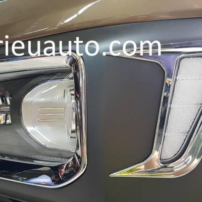 Viền đèn gầm trước cho xe Hyundai Kona