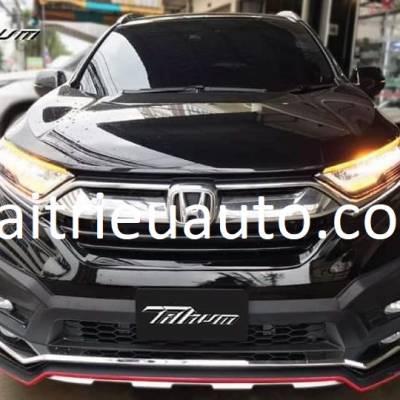 body theo xe honda CR-V 2018
