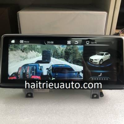 màn hình android theo xe BMW F30