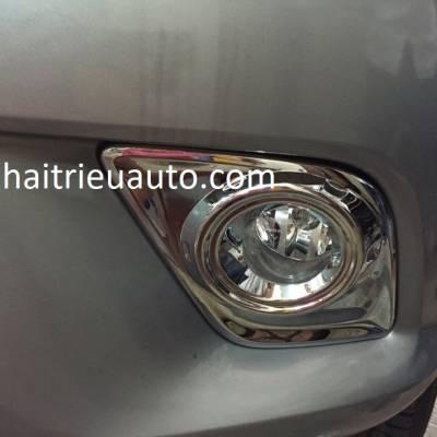 viền đèn gầm xe HILUX 2018
