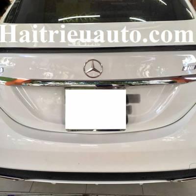 đuôi cá carbon cho Mercedes C300