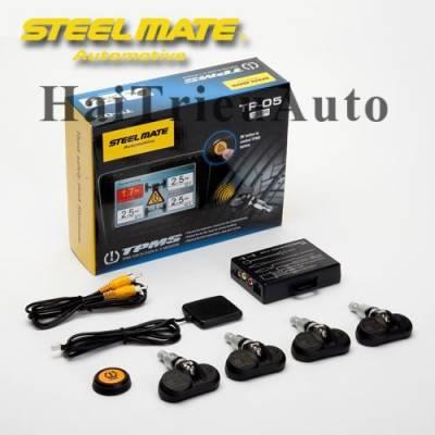 Áp suất lốp steel mate TP-05