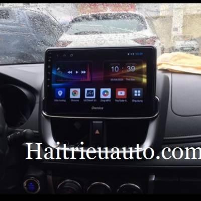 màn hình android xe toyota vios 2020