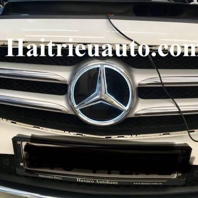 logo có đèn led cho Mercedes