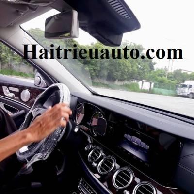 camera hành trình theo xe Mercedes E250