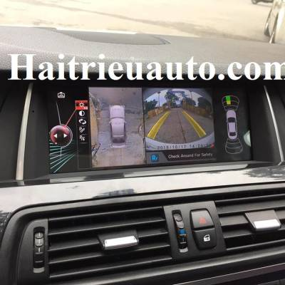 camera 360 cho BMW 523i