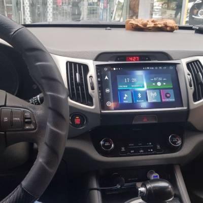 màn hình android zestech theo xe kia sportage