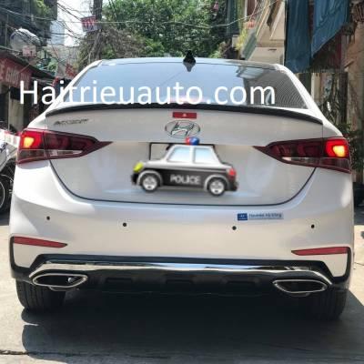 lip chia pô xe Hyundai Accent
