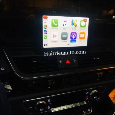 Nâng cấp Carplay không dây cho Audi Q5
