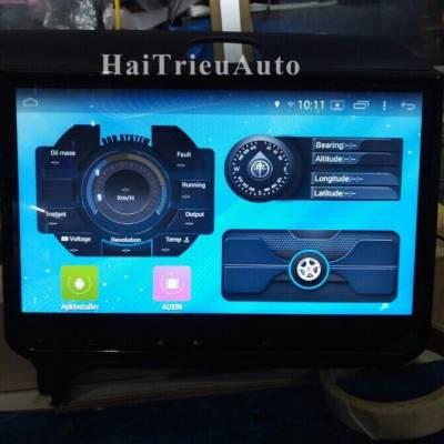 DVD android cho xe kia k3