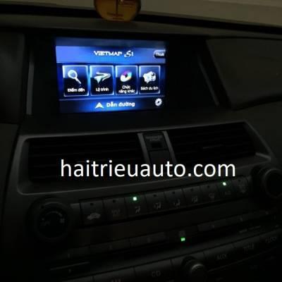 màn hình dvd theo xe accord