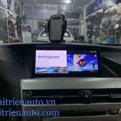 Màn hình android theo xe lexus RX350 2011