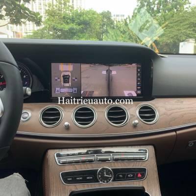Camera 360 độ cho xe Mercedes