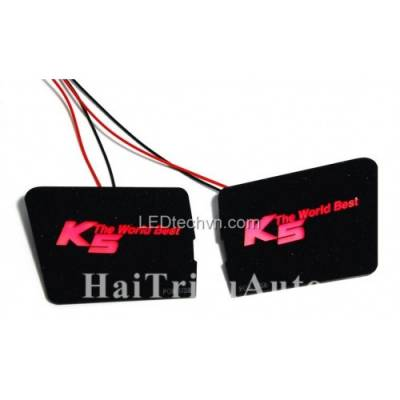 LED hốc mở cửa cho xe kia k5
