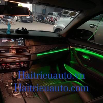 Led nội thất theo xe BMW 520