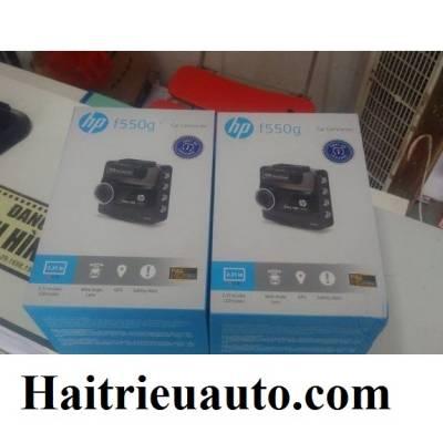 CAMERA HÀNH TRÌNH HP F550G GPS LCD 2K