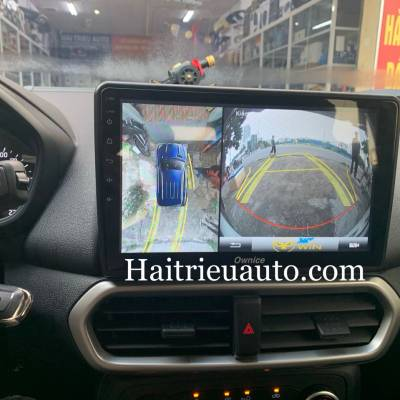 lắp Camera 360 độ cho xe Ford Ecosport