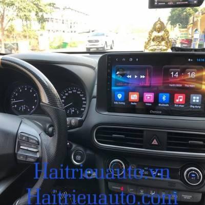 màn hình android Ownice theo xe hyundai Kona