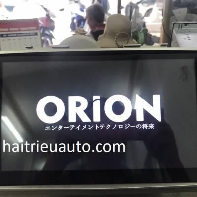 màn hình android orion xe camry 2010