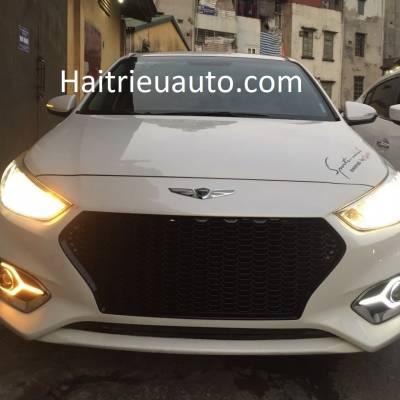 mặt ca lăng độ xe Hyundai Accent