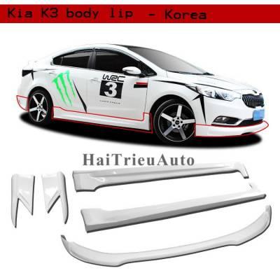 Body kit cho xe kia k3