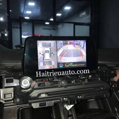 Camera 360 cho xe mazda cx5 2018