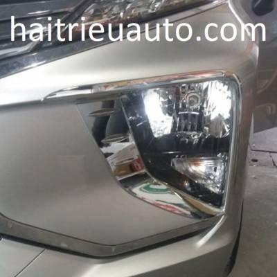 viền đèn trước xe Mitsubishi Xpander