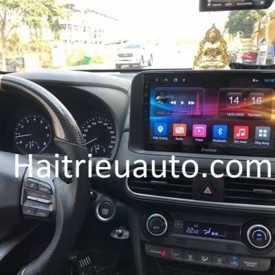 màn hình android Ownice xe huyndai Kona