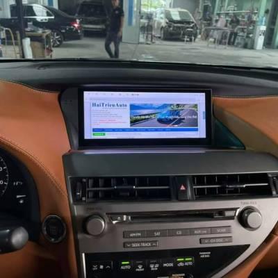 màn hình android theo xe lexus RX 2009- 2015
