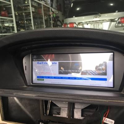 Màn hình android cho xe BMW 328i