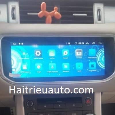 màn hình android theo xe porsche panama
