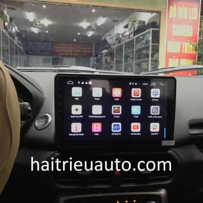 màn hình android theo xe ecosport 2019