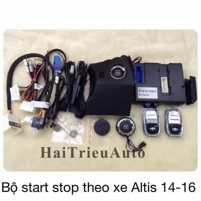 Bộ start stop theo xe Altis 14-16