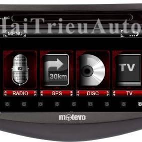 Màn hình DVD MOTEVO xe toyota RAV4