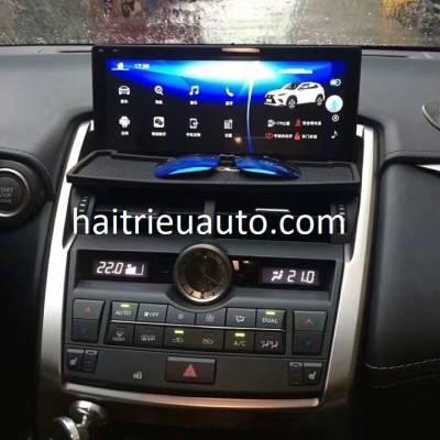 màn hình android  xe lexus NT200T