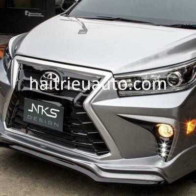 body kit innova lên mẫu lexus