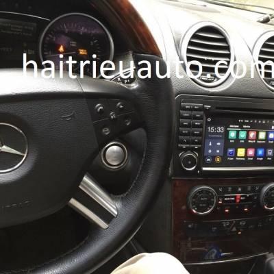 màn hình  DVD Android theo xe mercedes GL500