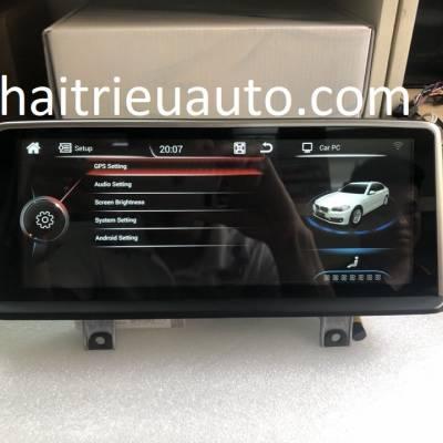 màn hình android cho xe BMW 320i 2015